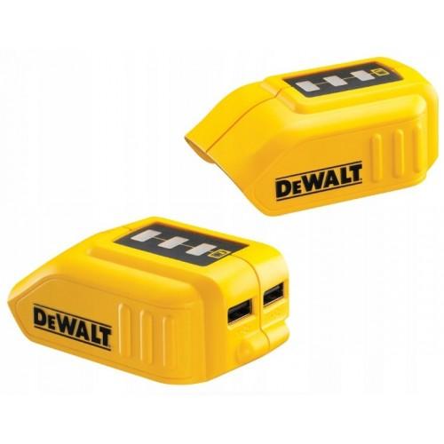 Adapter USB do ładowania DeWalt DCB090-XJ