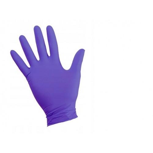 Rękawice nitrylowe Standard - L
