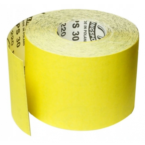 Taśma papier 115 gr.  80 - 50mb. PS30D  Klingspor