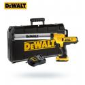 Pistolet do mas silikonu 310-600ml 1x2Ah DeWALT DCE580D1-QW