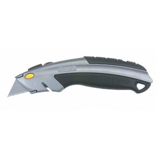 Nóż z ostrzem trapezowym chowane Stanley 10-788-0