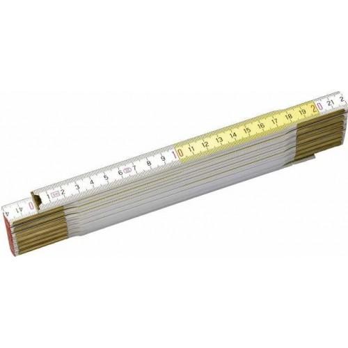 Miara składana 2m drewniana Stanley 35-458-0