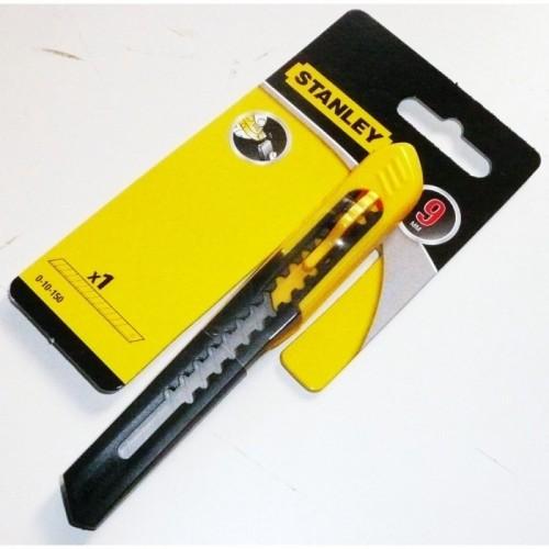Nóż z ostrzem łamanym 9 mm STANLEY 10-150-0
