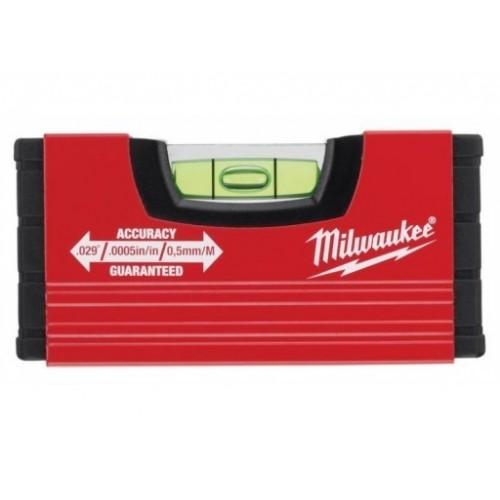 Poziomica alum 10cm kieszonkowa Milwaukee Redstick MIL4932459100