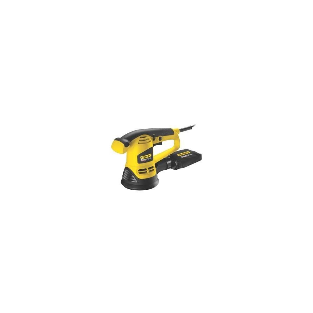 Szlifierka oscyl. 125 mm, 480W FatMax Satnley FME440K-QS