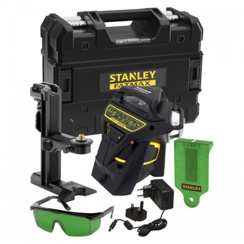 FatMax® X3G Green Beam Multi-line laser Stanley 77356-FMHT1