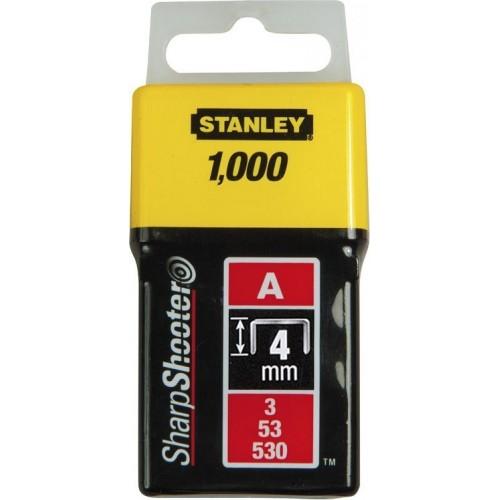 Zszywka 4mm A 3/53/530 Stanley 1-TRA202T