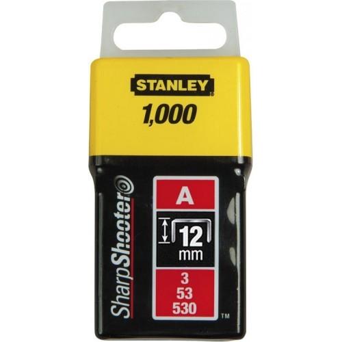 Zszywka 12mm A 3/53/530 Stanley 1-TRA208T