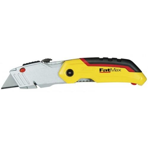 Nóż z ostrzem chowanym składany STANLEY® FATMAX® 10-825-0