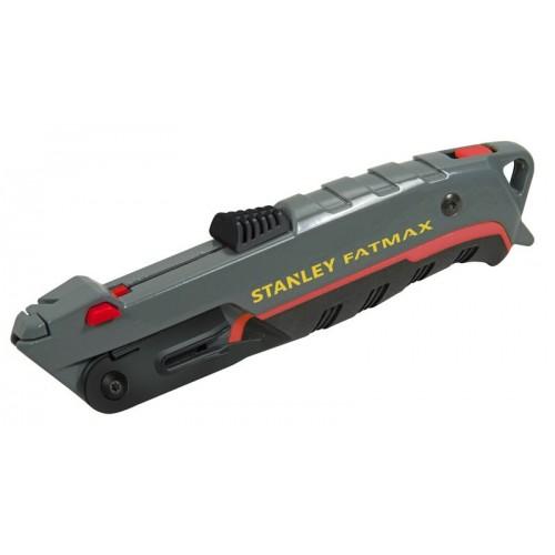 Nóż z ostrzem chowanym automatycznie STANLEY® FATMAX® 10-242-0