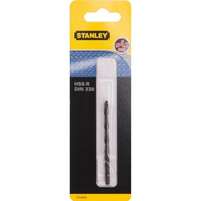 Wiertła do metalu 4,2x75mm HSS-R 1szt. Stanley STA50040-QZ