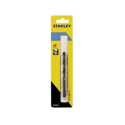 Wiertło do metalu 8,0x117mm Stanley STA50085-QZ
