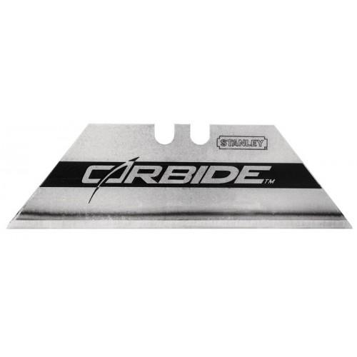 Ostrza trapezowe CARBIDE 50szt. Stanley 11-800-8