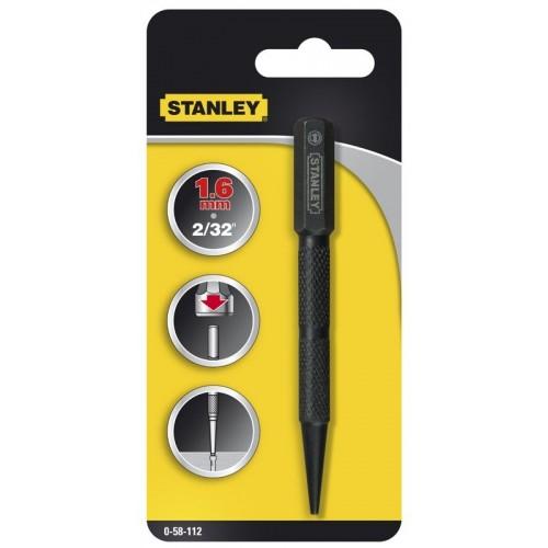 Wybijak precyzyjny 1.6mm Stanley 58-112-0