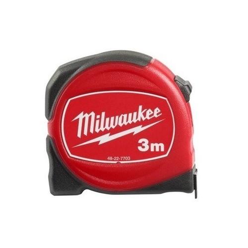 Miara zwijana 3m x 19mm Slim Milwaukee MIL48227703