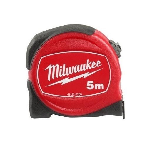 Miara zwijana 5m x 19mm Slim Milwaukee MIL48227705