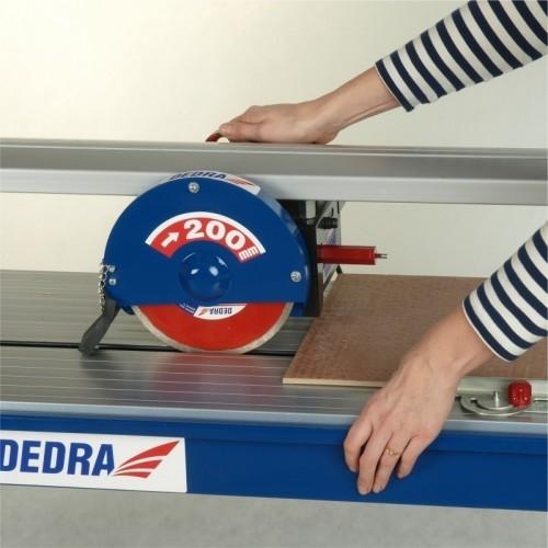 Przecinarka do glazury 750mm/800W z przes.gowicą tnącą Dedra DED7828