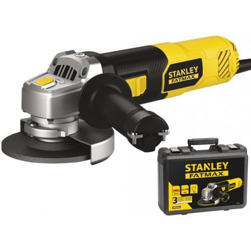 Szlifierka kątowa 125 mm, 850W Stanley FMEG220K-QS