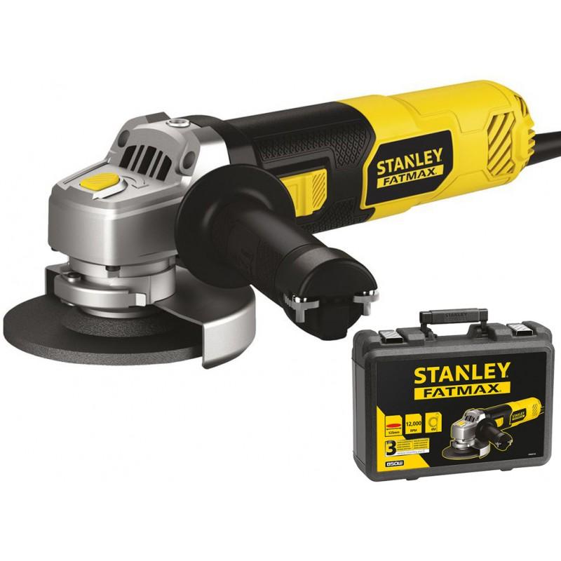 Szlifierka kątowa 125 mm, 850W Stanley FMEG822K