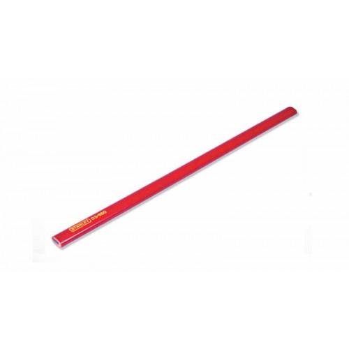 Ołówek ciesielski czerwony 300 mm Maxtools 03-852-1