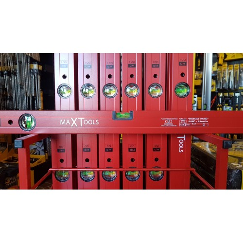 Poziomica 30cm p/p MaxTools 44-101