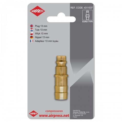Wtyk na waż 13mm AirPress AIR.4311537