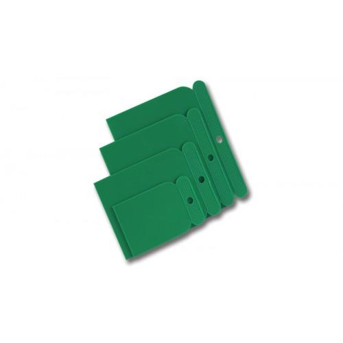 Szpachelka plastik Japoniki 4szt. Stalco S-37130