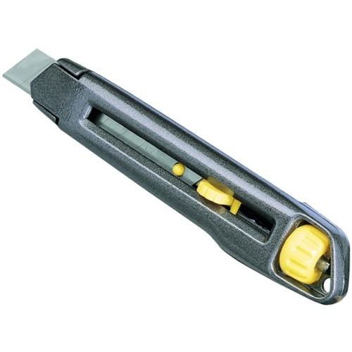Nóż z ostrzem łamanym 18mm INTERLOCK Stanley 10-018-4.