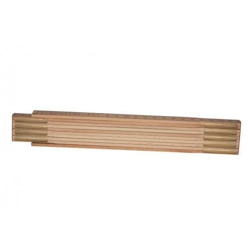 Miara składana drewniana 2m Stanley 35-455-0