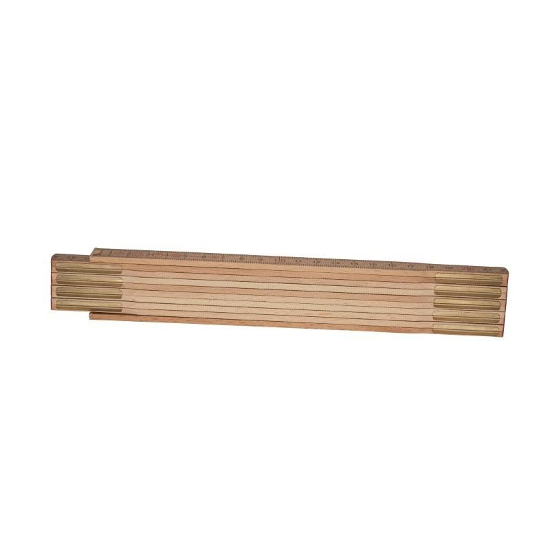 Miara składana drewniana 2m Stanley