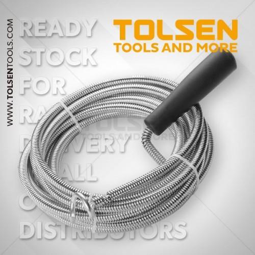 Spirala do kanalizacji 10m/9mm Tolsen 50102