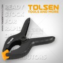 Ścisk sprężynowy 150mm Tolsen 10199