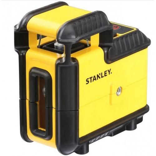 Laser płaszczyznowy CROSS360 - Czerwony Stanley 77504-STHT1