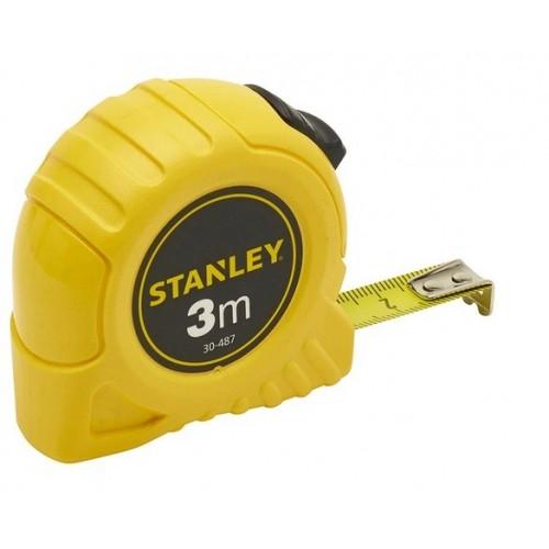 Miara stalowa 3 m x 12,7mm karta Stanley 30-487-0