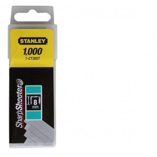 Zszywka CT 8mm/1000szt. Stanley 1-CT305T