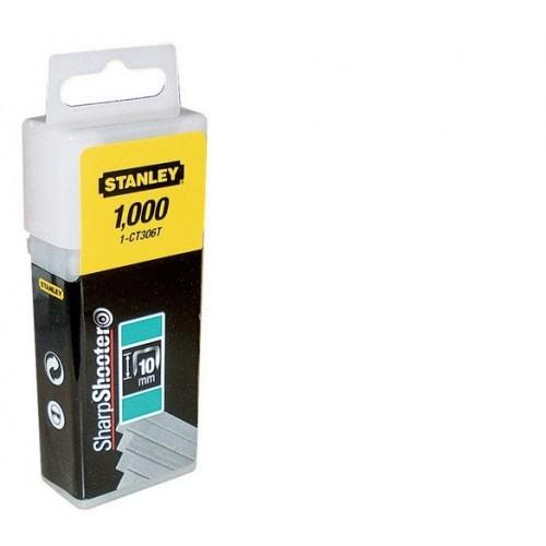 Zszywka CT 10mm/1000szt. Stanley 1-CT306T
