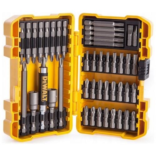 Zestaw akcesoriów wkretarskich 45cz. DeWALT DT71702-QZ
